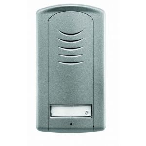 Domofon 1-przyciskowy metalowy GDI